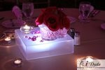 Table Centerpieces at the 2010 Miami iDate Awards
