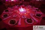Table Setting at the 2010 Miami iDate Awards Ceremony