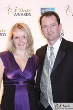 Mark and Irena Brooks in Miami at the 2010 Internet Dating Industry Awards