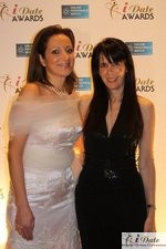 Ravit Ableman and Julie Spira at the January 28, 2010 Internet Dating Industry Awards in Miami