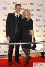 Andrew + Julia Boon (Boonex) Award Nominees at the 2010 Miami iDate Awards Ceremony