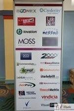 Sponsors Signage at Miami iDate2010