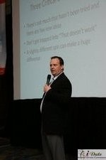 Bill Broadbent (Founder + CEO of Instinct Marketing) at the 2010 Miami Internet Dating Conference