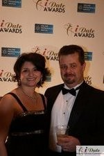 Scott + Emily McKay (X & Y Communications, Award Nominees) at the 2010 iDateAwards in Miami
