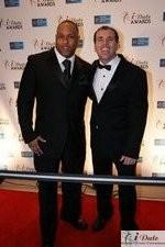 Michael Lombard (Lovetropolis) Award Nominee at the 2010 iDate Awards Ceremony