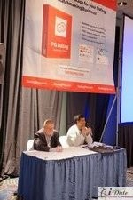 Jonathan Crutchley  (Chairman of Manhunt / Online-Buddies.com) + Rizwan Jiwan (Vice President of Product Marketing the Ashley Madison Agency) : Speakers at the January 27-29, 2010 Internet Dating Conference in Miami