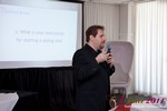 OPW Pre-Session (Eric Resnick of Courtland Brooks) at the June 22-24, 2011 Los Angeles Internet and Mobile Dating Industry Conference