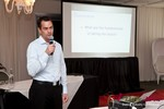 OPW Pre-Session (Mike Baldock of Courtland Brooks) at the June 22-24, 2011 Dating Industry Conference in Beverly Hills