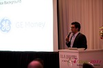 Tai Lopez (CEO of DatingHype) at the 2011 Internet Dating Industry Conference in Beverly Hills