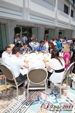 Dating Industry Executive Luncheon at the June 22-24, 2011 Dating Industry Conference in Los Angeles