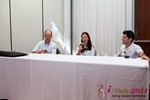 Mobile Dating Panel (Raluca Meyer of Date Tracking) at the 2011 Los Angeles Internet Dating Summit and Convention