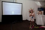 Monica Ohara (Director of Marketing at SpeedDate.com) at the June 22-24, 2011 Dating Industry Conference in Los Angeles