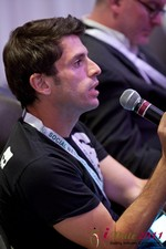 Joel Simkhai (CEO of Grindr) at the June 22-24, 2011 Los Angeles Internet and Mobile Dating Industry Conference