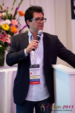 Tai Lopez (CEO of DatingHype.com) at the June 22-24, 2011 Los Angeles Internet and Mobile Dating Industry Conference