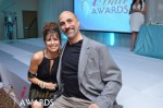 Paul Falzone and Renee Piane at the January 24, 2012 Internet Dating Industry Awards Ceremony in Miami