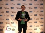 Sam Yagan - OKCupid.com won 3 iDateAwards  for 2012 at the 2012 Miami iDate Awards Ceremony