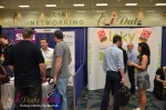 Exhibit Hall at the January 23-30, 2012 Internet Dating Super Conference in Miami