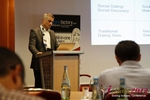 Dr Eike Post (Co-Founder of IQ Elite) at the September 10-11, 2012 Mobile and Online Dating Industry Conference in Cologne