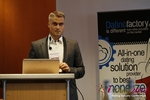 Dr Eike Post (Co-Founder of IQ Elite) at the September 10-11, 2012 Cologne E.U. Online and Mobile Dating Industry Conference