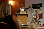 Dr Eike Post (Co-Founder of IQ Elite) at iDate2012 Cologne