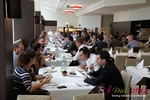 Lunch  at the September 10-11, 2012 Cologne European Online and Mobile Dating Industry Conference