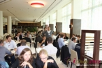 Lunch  at the September 10-11, 2012 Mobile and Online Dating Industry Conference in Cologne