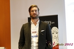 Matt Connoly (CEO of MyLovelyParent) at the 2012 European Internet Dating Industry Conference in Cologne
