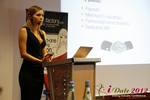Oksana Reutova (Head of Affiliates at UpForIt Networks) at the 2012 Cologne E.U. Mobile and Internet Dating Summit and Convention
