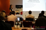 Tanya Fathers (CEO of Dating Factory) at iDate2012 Cologne