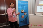 Dwipal Desai (CEO of TheIceBreak.com) at the June 20-22, 2012 L.A. Internet and Mobile Dating Industry Conference