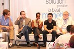 Robinne Burrell (VP at Match.com) during the Final Panel at the June 20-22, 2012 L.A. Internet and Mobile Dating Industry Conference