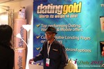 Dating Gold (Exhibitor) at iDate2012 L.A.