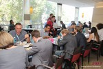 Lunch at the 2013 Köln Euro Mobile and Internet Dating Summit and Convention