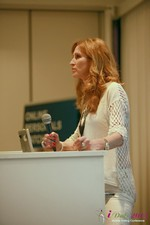 Cheryl Besner - CEO Therapy Session at the June 5-7, 2013 Mobile Dating Industry Conference in Beverly Hills