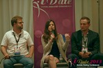 Dana Kanze - CEO of Moonit at the June 5-7, 2013 Mobile Dating Industry Conference in Beverly Hills