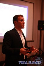 John Jacques - Sr Acct Executive at Virool at the June 5-7, 2013 Beverly Hills Online and Mobile Dating Industry Conference
