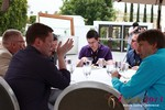 Lunch at the 2013 Internet and Mobile Dating Industry Conference in Beverly Hills