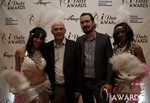 Harry Van Der Nol and Will Alan  Bush in Las Vegas at the 2013 Online Dating Industry Awards