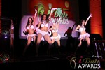 Las Vegas showgirls begin the festivities at the 2013 Internet Dating Industry Awards in Las Vegas