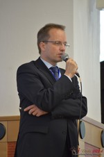 Dieter Plassman, CTO at Net-M  at the 2014 Euro Online Dating Industry Conference in Koln