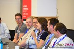 Final Panel of Dating Industry CEOs and Thought Leaders  at the September 8-9, 2014 Koln Euro Internet and Mobile Dating Industry Conference