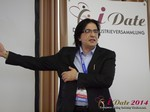 Francesco Nuzzolo, France Manager for Dating Factory  at the 11th Annual Euro iDate Mobile Dating Business Executive Convention and Trade Show