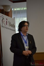 Francesco Nuzzolo, France Manager for Dating Factory  at the September 8-9, 2014 Koln Euro Internet and Mobile Dating Industry Conference