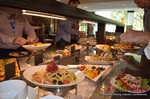 Lunch  at the 11th Annual Euro iDate Mobile Dating Business Executive Convention and Trade Show