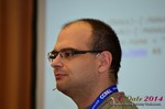Stephan Armbruster, Sr. Consultant from Neo4J on Graph Technologies  at the 39th iDate2014 Koln convention