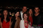 Hollywood Hills Party at Tais for Online Dating Industry Executives  at the 2014 Online and Mobile Dating Business Conference in Beverly Hills