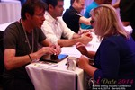 Speed Networking Among Mobile Dating Industry Executives at the 38th Mobile Dating Business Conference in Beverly Hills