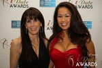 Julie Spira & Carmelia Ray  at the 2014 iDateAwards Ceremony in Las Vegas