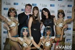 Luxury Excursions  at the 2014 Internet Dating Industry Awards in Las Vegas