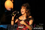 Renee Piane (Winner of Best Dating Coach) at the 2014 Las Vegas iDate Awards Ceremony
